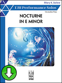 Nocturne in E Minor (Digital Download)
