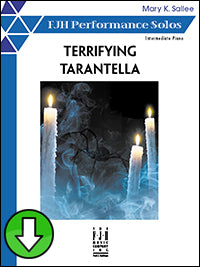 Terrifying Tarantella (Digital Download)