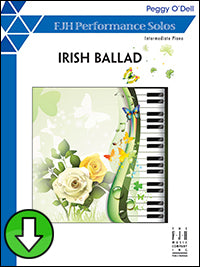 Irish Ballad (Digital Download)