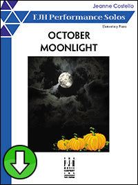 October Moonlight (Digital Download)