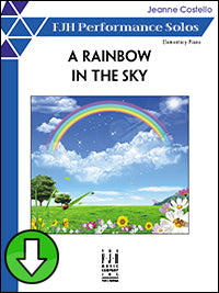 Rainbow in the Sky (Digital Download)