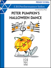 Peter Pumpkin's Halloween Dance