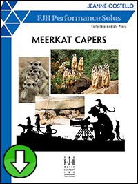 Meerkat Capers (Digital Download)
