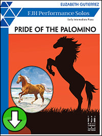 Pride of the Palomino (Digital Download)