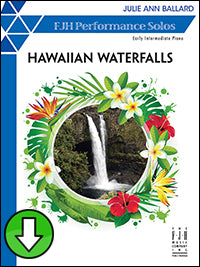 Hawaiian Waterfalls (Digital Download)
