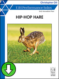 Hip-Hop Hare (Digital Download)