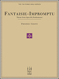 Fantaisie-Impromptu Theme from Op. 66