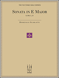 Scarlatti's Trumpet Sonata in E Major, K. 380, L. 23
