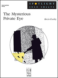 The Mysterious Private Eye