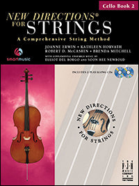 New Directions For Strings - Cello Book 2