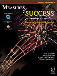 Measures of Success for String Orchestra - Bass Book 1