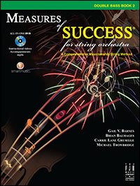 Measures of Success for String Orchestra - Bass Book 2