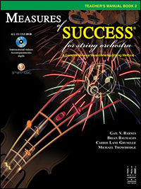 Measures of Success for String Orchestra - Teacher's Manual Book 2
