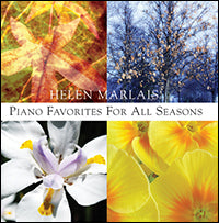 Helen Marlais' Piano Favorites For All Seasons CD