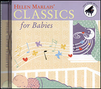 Helen Marlais' Classics for Babies CD