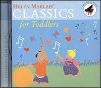 Helen Marlais' Classics for Toddlers CD