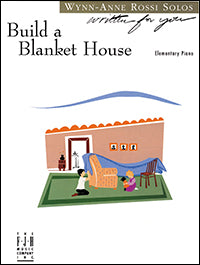 Build a Blanket House