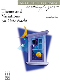 Theme and Variations on Gute Nacht