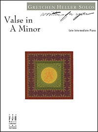 Valse in A Minor