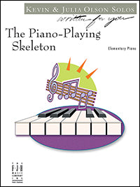 The Piano-Playing Skeleton