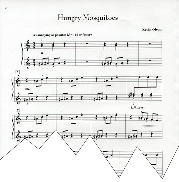 Hungry Mosquitoes (Digital Download)