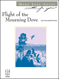 Flight of the Mourning Dove