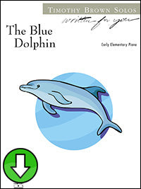 The Blue Dolphin (Digital Download)