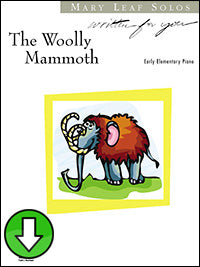 The Woolly Mammoth (Digital Download)