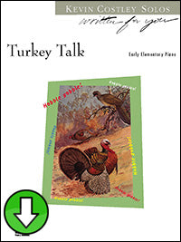 Turkey Talk (Digital Download)