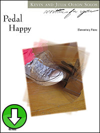 Pedal Happy (Digital Download)