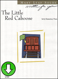 The Little Red Caboose (Digital Download)