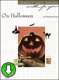 On Halloween (Digital Download)