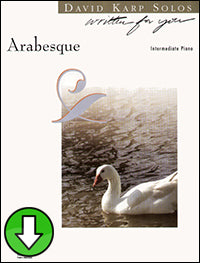 Arabesque (Digital Download)