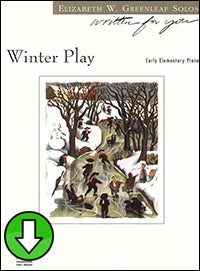Winter Play (Digital Download)