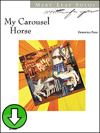 My Carousel Horse (Digital Download)