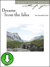 Dreams from the Isles (Digital Download)