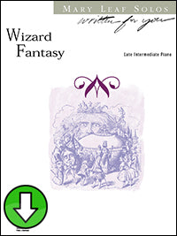Wizard Fantasy (Digital Download)