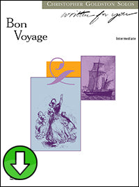 Bon Voyage (Digital Download)