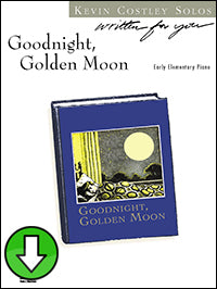 Goodnight, Golden Moon (Digital Download)