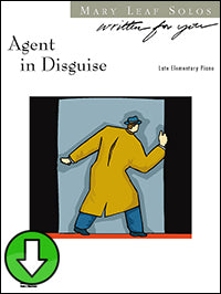 Agent in Disguise (Digital Download)