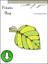 Potato Bug (Digital Download)
