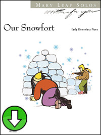 Our Snowfort (Digital Download)