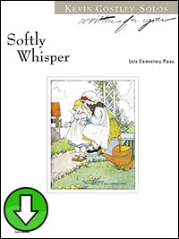 Softly Whisper (Digital Download)