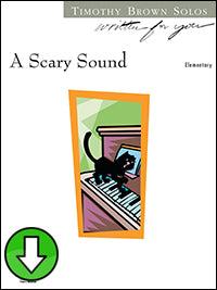 A Scary Sound (Digital Download)