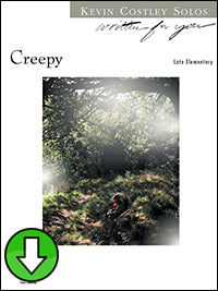 Creepy (Digital Download)