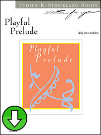 Playful Prelude (Digital Download)