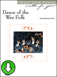 Dance of the Wee Folk (Digital Download)