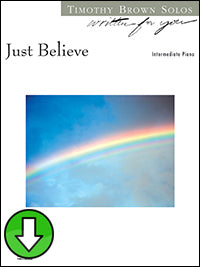 Just Believe (Digital Download)