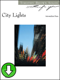 City Lights (Digital Download)