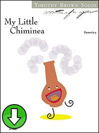 My Little Chiminea (Digital Download)